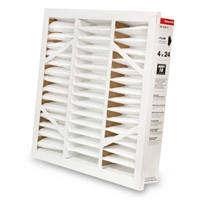 "Honeywell 24"" x 24"" FC40R-1078 MERV 10 Return Grille Filter"