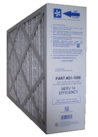 "Amana,Goodman 16""x25""x5"" G1-1056 MERV 14 Box Filter"