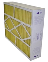 "Amana,Goodman 20""x25""x5"" M8-1056 MERV 11 Box Filter-3pk"