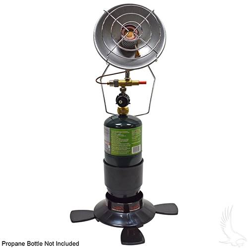 Heater Propane Golf/Marine with Cup Holder
