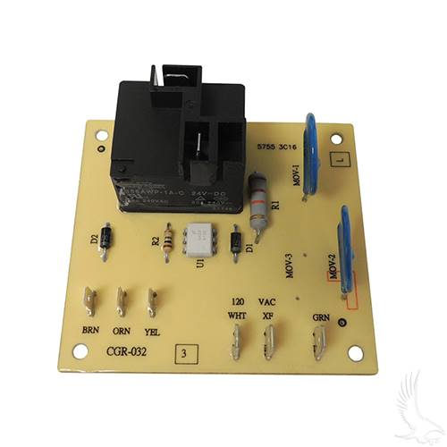 EZGO PowerWise Power Input Charger Board