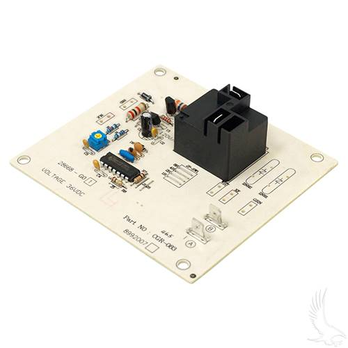 EZGO Module Assembly Total Charge Charger Board