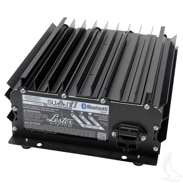 Lester Summit Series II Battery Charger - SB50 Plug