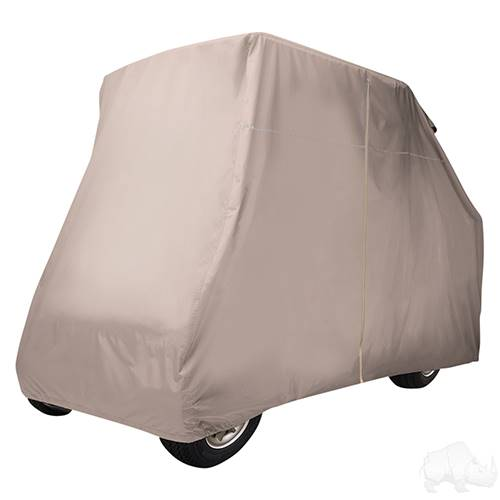 "4 Passenger Storage Cover w/ Rear Seat and 54"" Top"