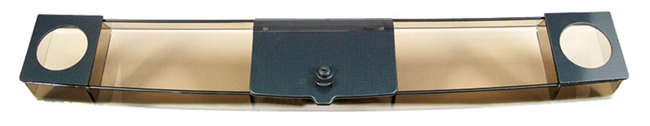 Club Car DS Drink Dash Tray- Carbon Fiber