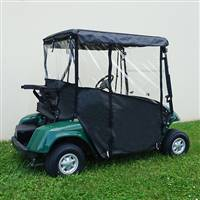 EZGO TXT Odyssey Enclosure Black, Over the top