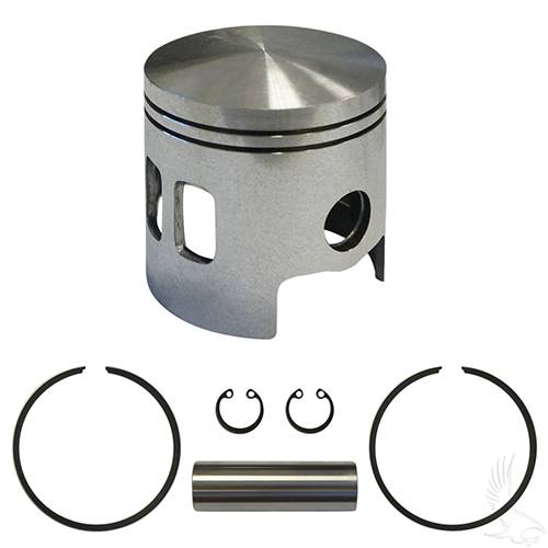 EZGO Piston and Ring Assembly, Standard Size