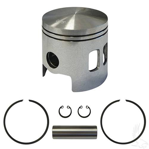 EZGO Piston and Ring Assembly, .25mm oversized