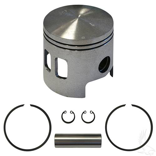 EZGO Piston and Ring Assembly, .50mm oversized