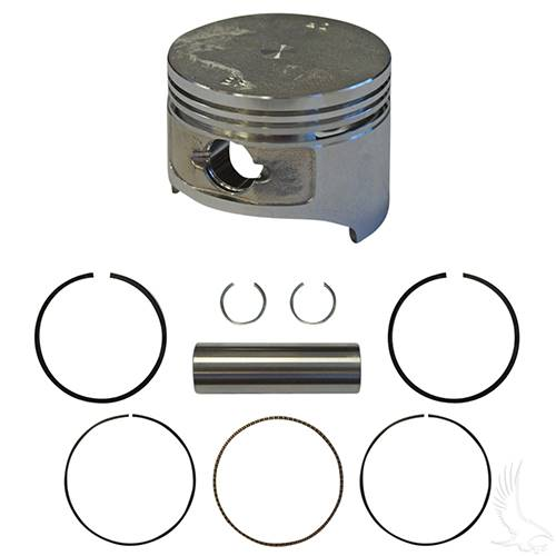 EZGO 295cc Piston and Ring Set, Standard Size