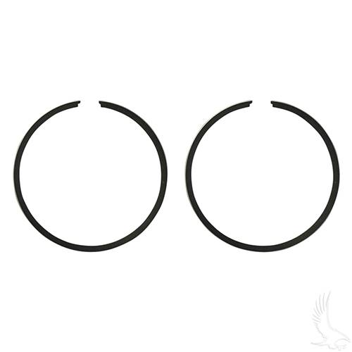 EZGO 2-cycle Piston Ring Set, PACK OF 2 +.50mm