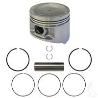 Yamaha G11, G16 Piston and Ring Assembly, +.25mm