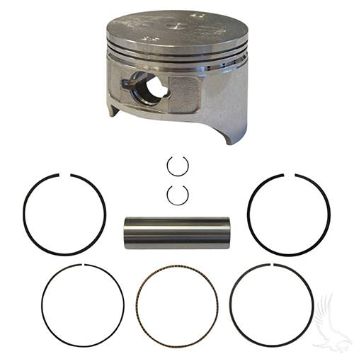 EZGO 350cc Piston and Ring Set, Standard
