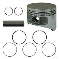 Yamaha G22, G29 Piston and Ring Assembly, .25mm