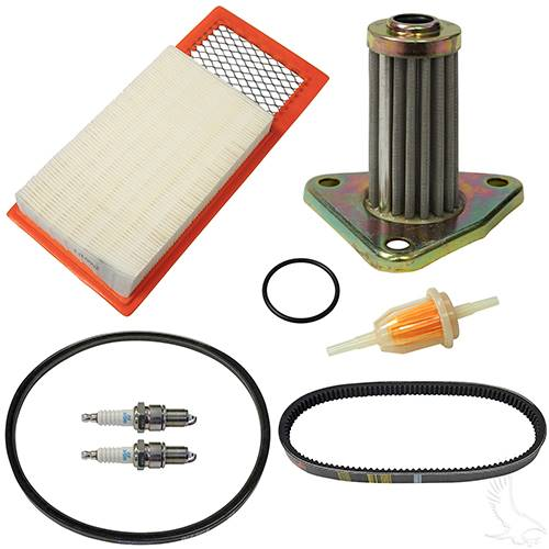 EZGO 4-cycle Gas 94-05 w/Oil Filter Deluxe Tune Up Kit