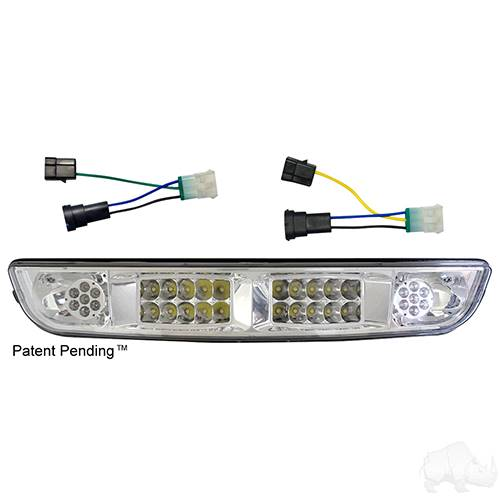 EZGO Medalist/TXT LED Headlight Bar with Factory Harness