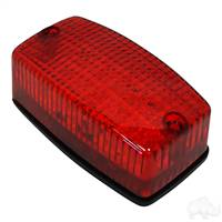 Universal LED Taillight Assembly Fits Club Car, EZGO and Yamaha