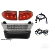 Club Car Precedent 2008.5+ Electric, LED Light Bar Kit