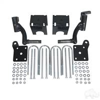 "EZGO TXT Electric 2001.5-2009 and Gas 2001.5-2008.5 6"" Lift Kit"