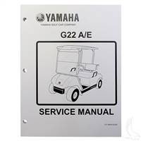 Yamaha G22 2003-2006 Service Manual