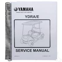 Yamaha Drive Gas & Electric 2015 Service Manual