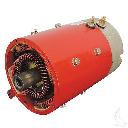 Club Car IQ Regen High Torque Motor