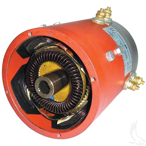 EZGO High Speed 19 Spline Motor Can use OEM Controller