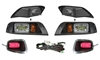 EZGO TXT LED Light Kit Gas and Electric 1996-2013