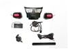 EZGO TXT Deluxe Street Legal Light Bumper Kit, Full LED & High Low Beam '94 -'13