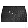 Club Car DS Diamond Plate Rubber Floor Mat