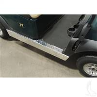 Club Car Precedent Diamond Plate Rocker Panels