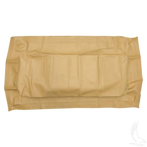 EZGO Medalist/TXT Tan Seat Bottom Cover 1994-2013