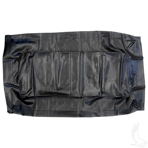 EZGO Medalist/TXT Seat Bottom Cover Black