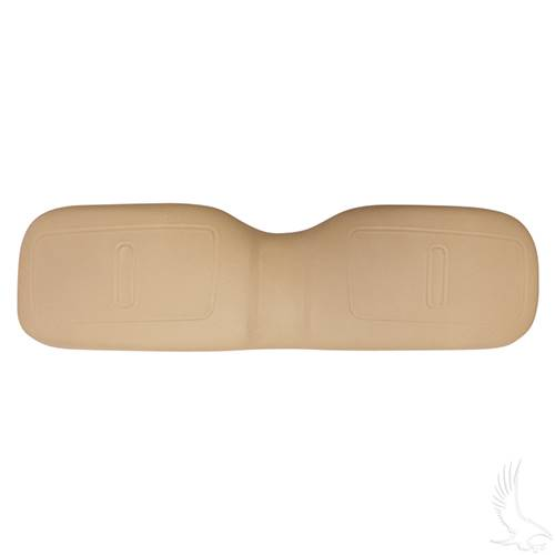 EZGO Medalist/TXT  Tan Seat Back Assembly 1994-2013