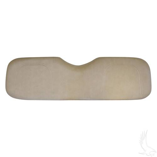 EZGO RXV 2016 and Up Seat Back Assembly Stone Beige
