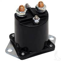 Club Car Gas 84+ 12V 4 Terminal Copper Solenoid