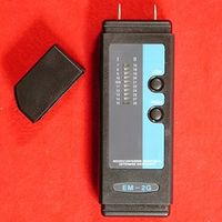 2-PIN MOISTURE METER ANALYZER
