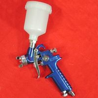 Mini HIGH VOLUME LOW PRESSURE (HVLP) SPRAY GUN