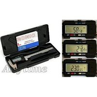 DIGITAL ELECTRONIC CALIPER FRACTIONAL + DECIMAL