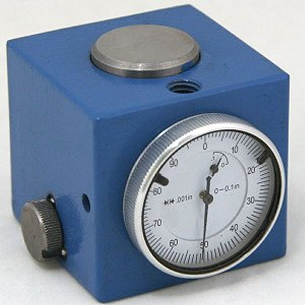 Magnetic Z Axis Dial Setter 0004 Quot Gage Gauge Cnc