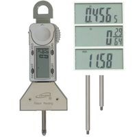 "0-4"" Electronic Digital DEPTH GAGE Gauge INDICATOR"