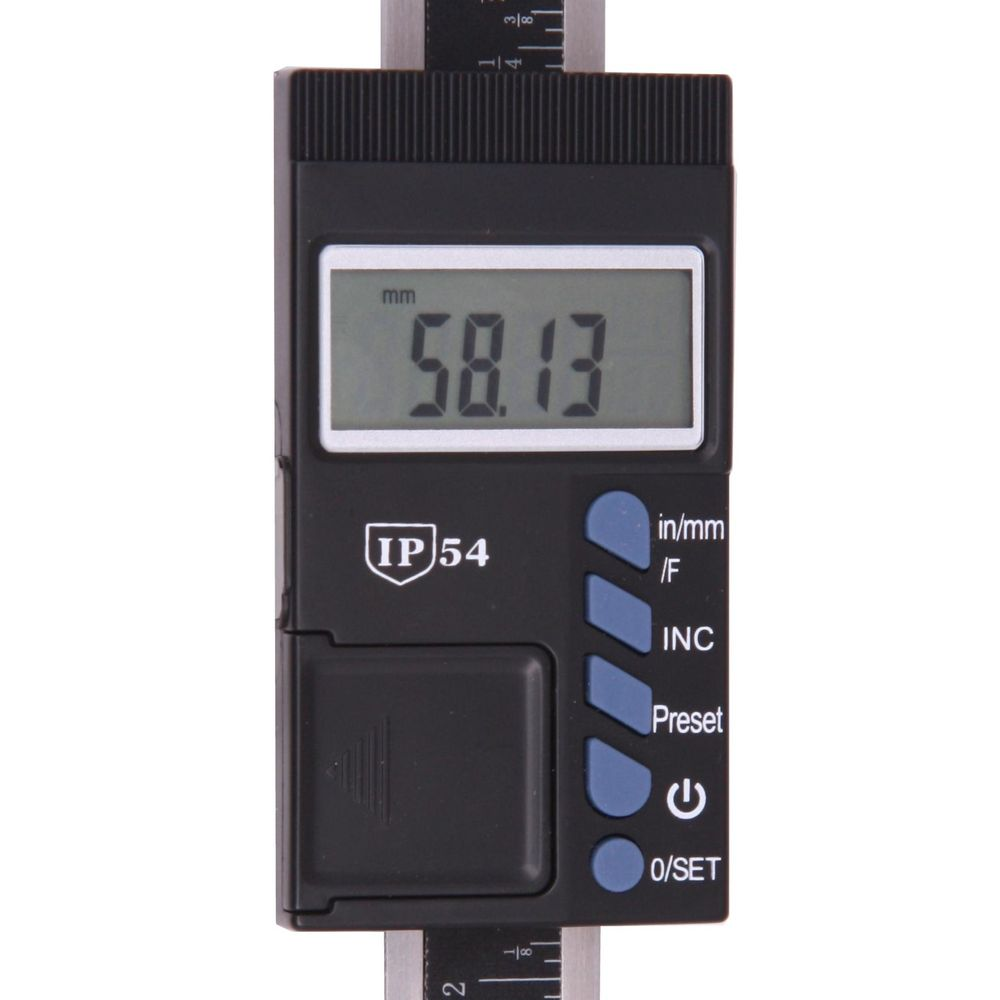 """35/"""" Digital Readout DRO Quill w// remote Magnetic LCD Display fits Bridgeport"""