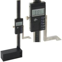 "6"" DIGITAL ELECTRONIC SCALE HEIGHT GAGE w/MAGNETIC BASE"