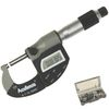 "AccuRemote 0-1"" DIGITAL ELECTRONIC & VERNIER OUTSIDE MICROMETER w/ IP65 DUST/WATER PROTECTION"