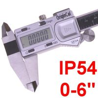 "AccuRemote ABSOLUTE ORIGIN 0-6"" Digital Electronic Caliper - IP54 Protection / Extreme Accuracy"