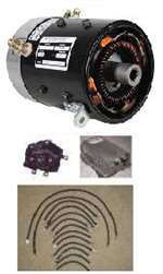 CC DS Series High Speed/Torque Motor Kit, replaces D380
