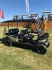 2013 Camo Stretch Cart 6-Seater