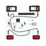Ultimate Light Kit w/ turn signals & brake lights (Club Car DS)