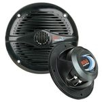 "5 1/4"" Speakers (6 1/4"" Grill) pair of 2"