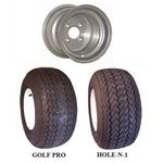 "8"" Cart Path Wheel/Tire"